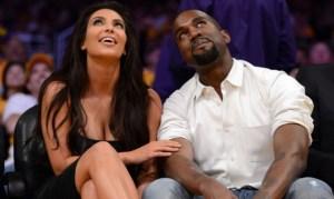 Kanye West grabará una canción para su futuro hijo con Kim Kardashian