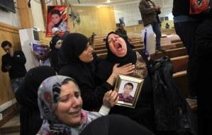 Un muerto y 416 heridos por choques en la ciudad egipcia de Port Said