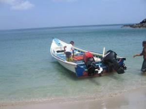 Buscan embarcación perdida desde el 10 de enero