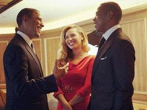 Beyoncé: la elegida de Obama