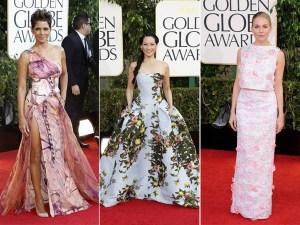 Las tres peores vestidas de los Globo de Oro