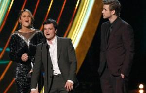 """""""The Hunger Games"""", el gran ganador en los People's Choice Awards 2013"""