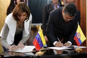 Jaua agradece solidaridad de Santos con Chávez