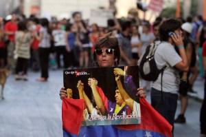 Disturbios en Chile en cumbre paralela a la Celac (Fotos y Video)