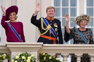 Máxima afirma que es un honor seguir los pasos de la reina Beatriz