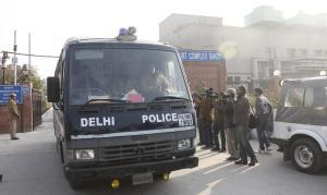 Comparecen ante la Justicia los acusados de la violación a la joven india