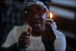Velas y rezos por Chávez en La Habana (Fotos)