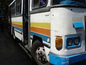 Mujer muere de un infarto durante robo a un autobús