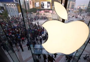Apple cae 10% tras frenazo en ventas