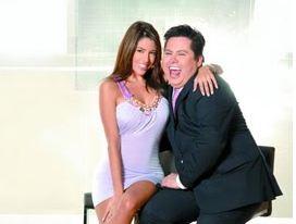 """¡Escándalo! Kerly Ruiz no va a """"Sábado en la noche"""" porque """"El Gordo"""" también está invitado (Imágenes)"""