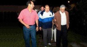 La polémica fotografía de Chávez
