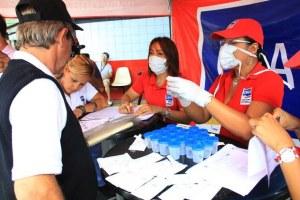 Pruebas toxicológicas han sido aplicadas en todo el país