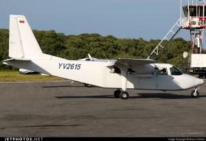 Buscan aeronave desaparecida que cubría la ruta Los Roques-Maiquetía (Imagen)