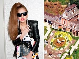 Lady Gaga quiere la mansión de Michael Jackson