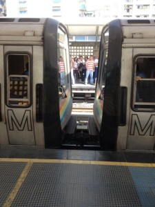 Aumentan los retrasos en el Metro de Caracas