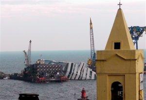 Sobrevivientes del Costa Concordia sufren pesadillas