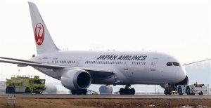Aerolínea japonesa cancela vuelo de un Boeing 787