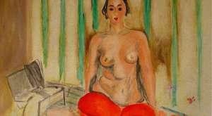 Cárcel de 33 y 21 meses a los ladrones del Matisse del Museo de Arte Contemporáneo de Caracas