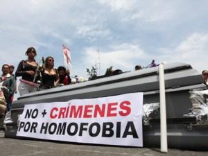"Brasil registra aumento ""impactante"" de asesinatos de homosexuales"