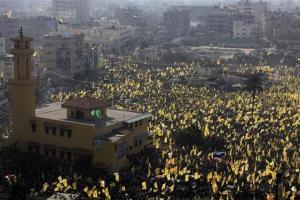 Al Fatah celebra nuevo aniversario en Gaza y convoca a unidad palestina