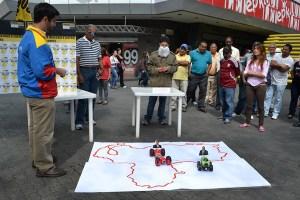 Alejandro Mejía afirma que el poder en Venezuela es como un carrito a control remoto