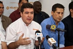 Voluntad Popular llama a vencer el miedo que pretende instaurar el gobierno
