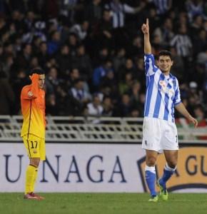"""Real Sociedad """"le bajó los humos"""" al Barcelona"""