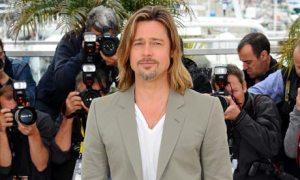 Brad Pitt ahora será Poncio Pilato