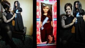 """Esta es la """"muñequita"""" que le regalaron a Cristina (Foto)"""
