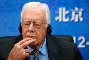 Jimmy Carter visitará Bogotá para ver cómo van los diálogos de paz con las FARC