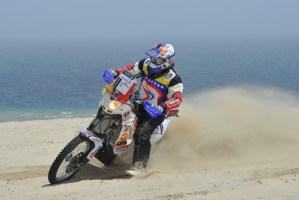 Motociclistas venezolanos listos para comenzar el gran reto del Dakar