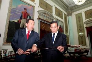 Humala también quiere ir para La Habana