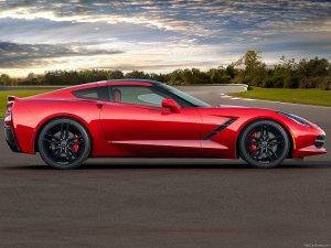 Automóviles que deseas: El nuevo Corvette Stingray (FOTOS)