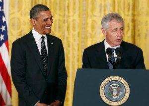 Senado de EEUU confirma a Chuck Hagel como secretario de Defensa