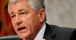 Obama nomina a republicano Chuck Hagel como nuevo secretario de Defensa