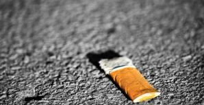 Ahora el negocio es reciclar colillas de cigarros