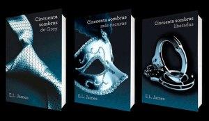 """La trilogía """"Cincuenta sombras"""" sigue imbatible entre los libros más vendidos"""