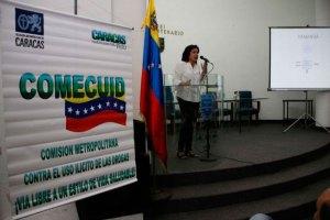 Alcaldía Metropolitana redobla acciones preventivas ante violencia y consumo de drogas en las escuelas