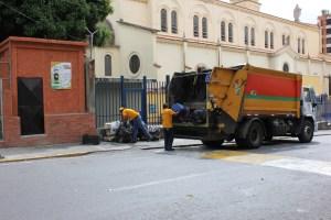 Ocariz afirmó que en 2 días arreglan problema de la basura en el Municipio