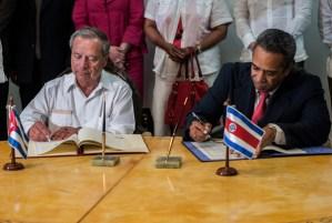 Cuba y Costa Rica firmaron un acuerdo para fomentar cooperación económica
