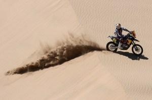 Francés Cyril Despres (KTM) ganó el Rally Dakar-2013 en motos