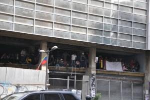 En Chacao se registraron cuatro intentos de invasión (Fotos + Videos)