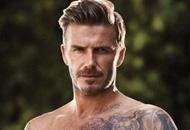 David Beckham vende interiores y a las patilleras se nos caen las medias