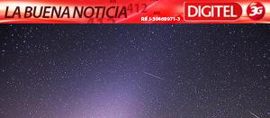 Las Cuadrántidas, la primera lluvia de estrellas del año
