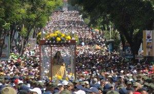 Comienza peregrinación 157 de la Divina Pastora en Barquisimeto