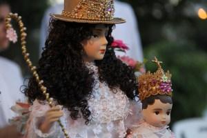 Baruteños rinden honores a la Divina Pastora