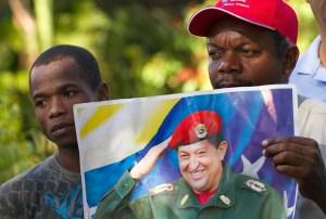 Elevan rezos en República Dominicana para que Chávez se mejore