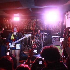 Rock Girls, Wild Party en El Teatro Bar