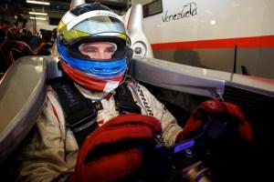 Enzo Potolicchio inicia pruebas oficiales en Daytona