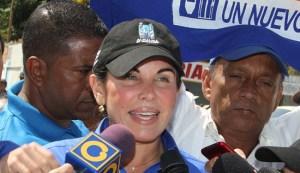 Eveling de Rosales: En Venezuela hay un gobierno rico a costillas de un pueblo pobre